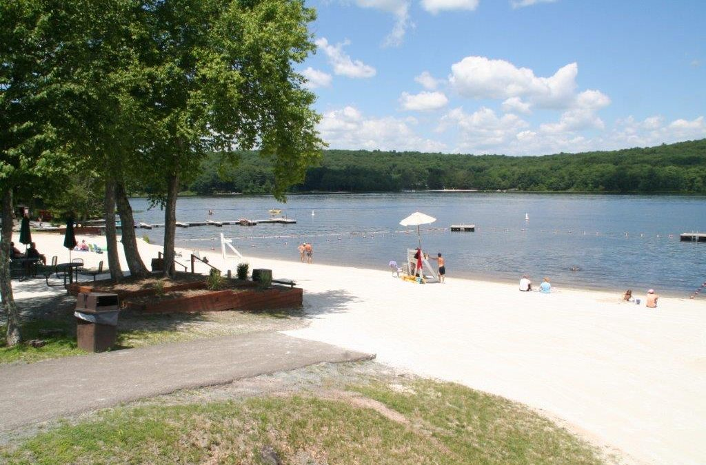 Masthope Mountain Community Lake and Pool Open May 26th!