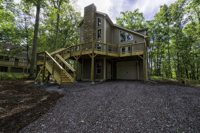 Masthope New New Construction 119 Rainbow Drive, Lackawaxen, PA 18435