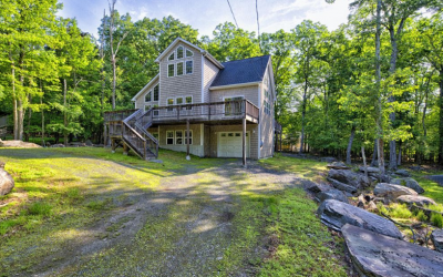 Masthope Contemporary Chalet Priced For Quick Sale!