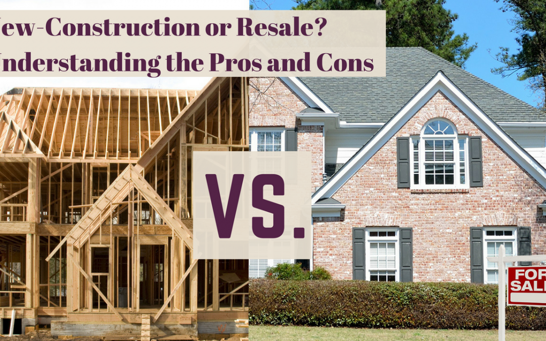 Whether to Buy New Construction vs A Resale Home In Masthope PA?